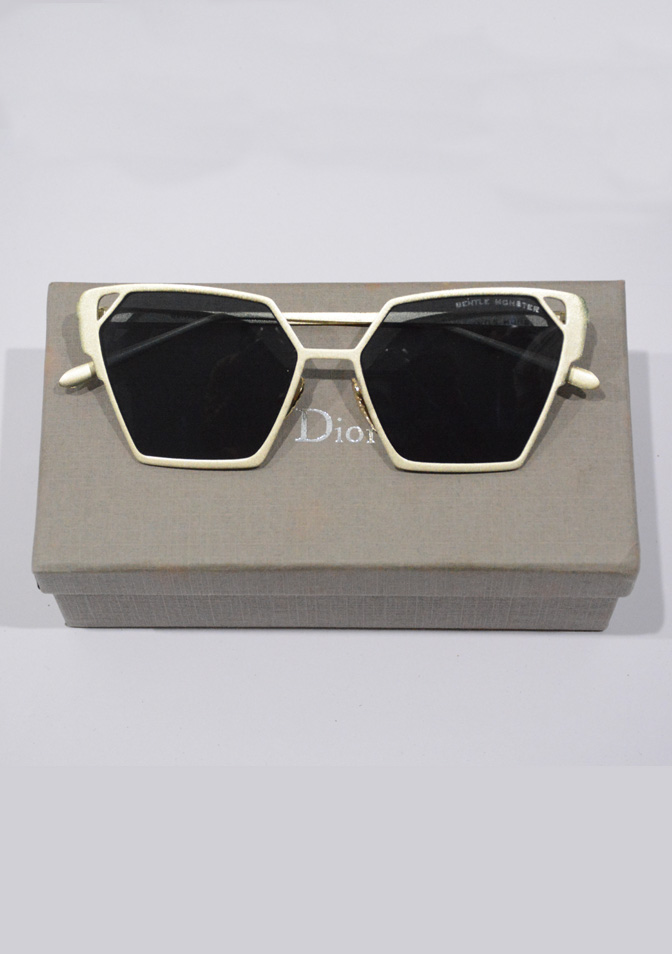 Dior Sunglasses - Gold & Black