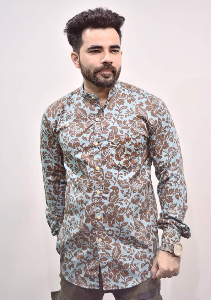 Zara Flower Shirt